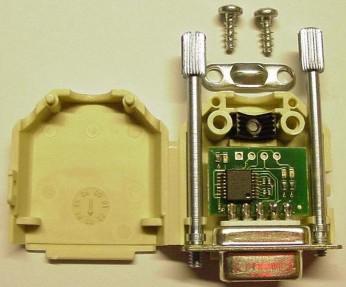 Serial RS232 converters